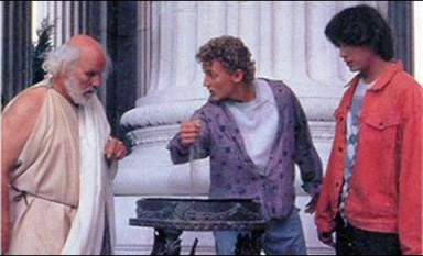 socrates bill and ted